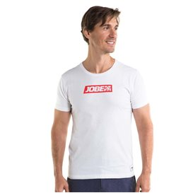 Jobe Logo T-Shirt Herren Weiß