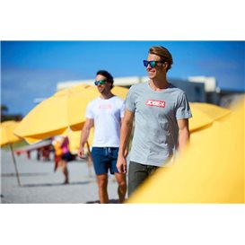 Jobe Logo T-Shirt Herren grau im ARTS-Outdoors Jobe-Online-Shop günstig bestellen