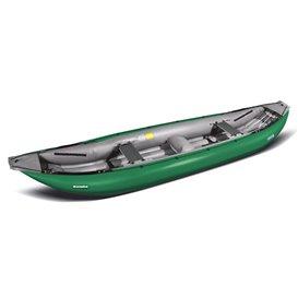 Gumotex Baraka 2er Ausstellungs-/ Messeboot Trekking Kanu Schlauchboot Luftboot