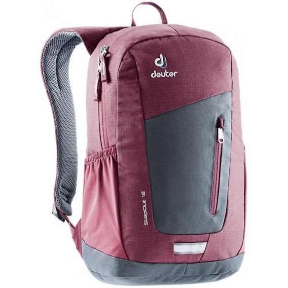 Deuter Step Out 12 Daypack Freizeitrucksack graphite-maron hier im Deuter-Shop günstig online bestellen