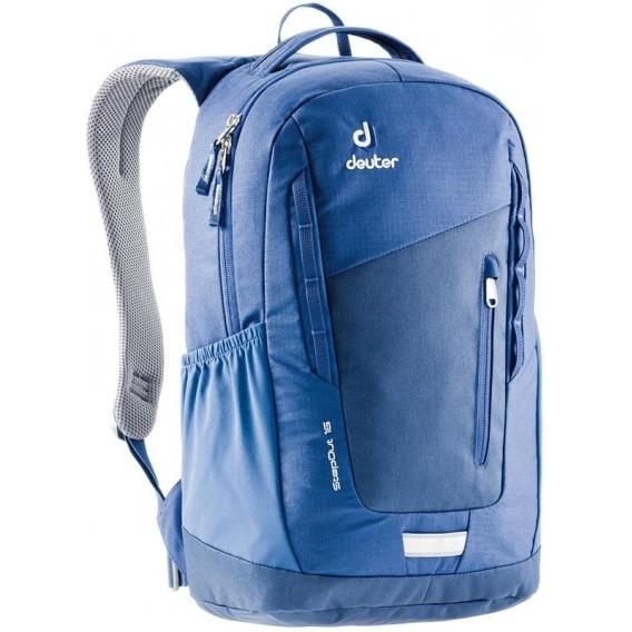 Deuter Step Out 16 Daypack Freizeitrucksack midnight-steel hier im Deuter-Shop günstig online bestellen