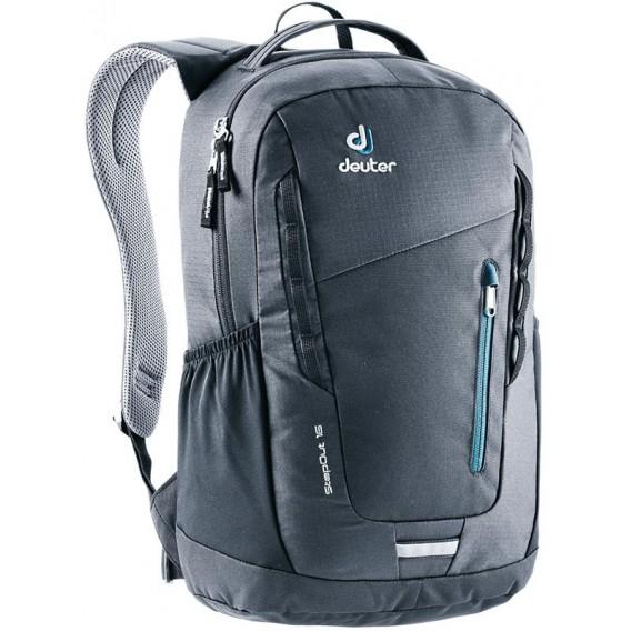 Deuter Step Out 16 Daypack Freizeitrucksack black hier im Deuter-Shop günstig online bestellen