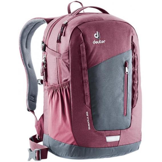 Deuter Step Out 22 Daypack Freizeitrucksack graphite-maron im ARTS-Outdoors Deuter-Online-Shop günstig bestellen