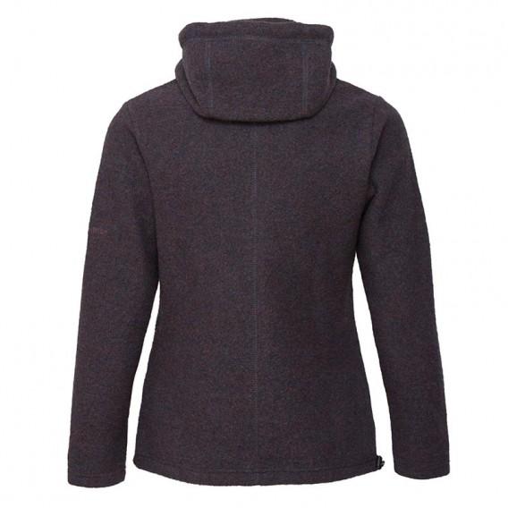 Mufflon Line Damen Merino Jacke blaubeere hier im Mufflon-Shop günstig online bestellen
