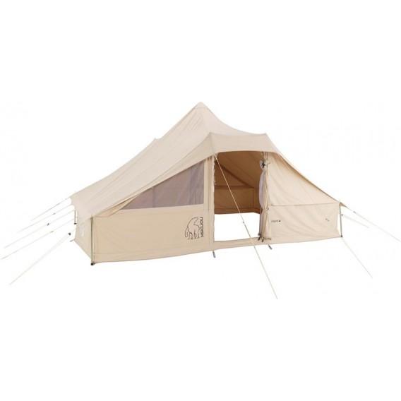 Nordisk Utgard 13.2 Technical Cotton Tent Baumwoll Gruppenzelt für 1-6 Personen hier im Nordisk-Shop günstig online bestellen