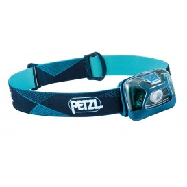Petzl Tikka Stirnlampe Helmlampe 250 Lumen blau