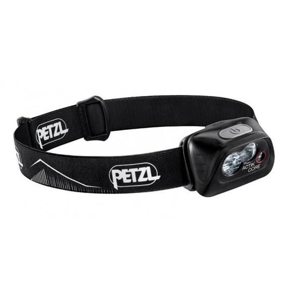 Petzl Actik Core Stirnlampe Helmlampe 450 Lumen schwarz hier im Petzl-Shop günstig online bestellen