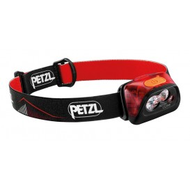 Petzl Actik Core Stirnlampe Helmlampe 450 Lumen rot im ARTS-Outdoors Petzl-Online-Shop günstig bestellen