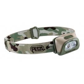 Petzl Tactikka Plus RGB Stirnlampe Helmlampe 350 Lumen camo