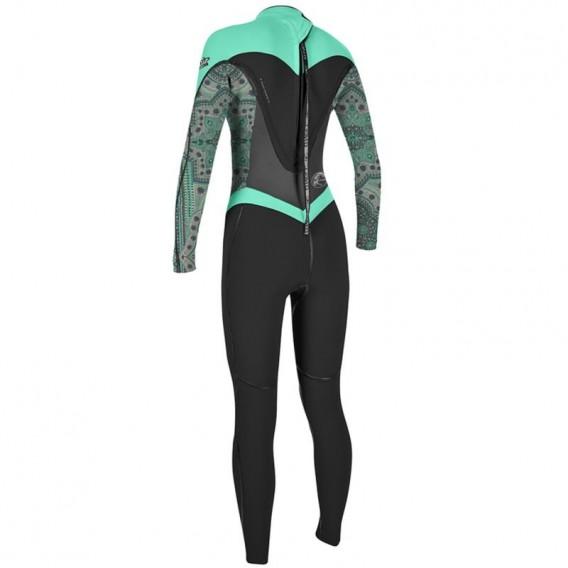 ONeill Flair 4/3 B-WARE Damen Neoprenanzug Fullsuit black-maya-seaglass im ARTS-Outdoors ONeill-Online-Shop günstig bestellen