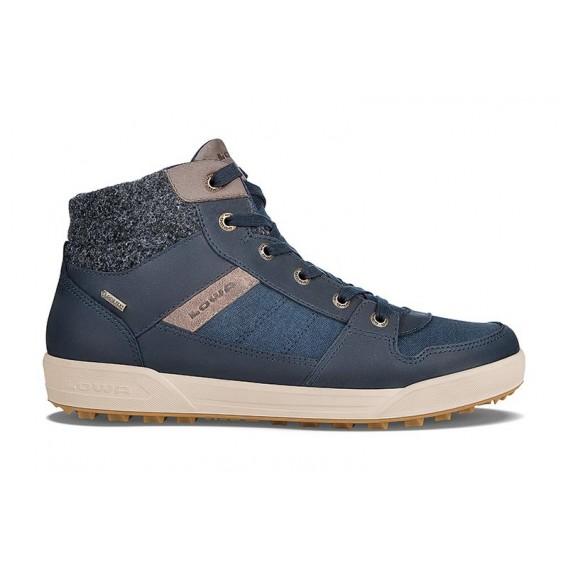 Lowa Seattle GTX QC Sneaker Freizeitschuh navy hier im Lowa-Shop günstig online bestellen