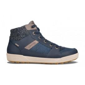 Lowa Seattle GTX QC Sneaker Freizeitschuh navy