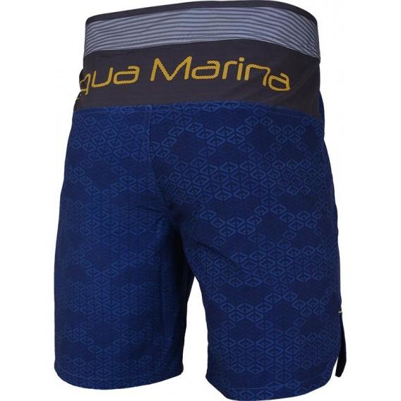 Aqua Marina Tahiti Boardshort Badehose Herren Bade Shorts navy hier im Aqua Marina-Shop günstig online bestellen