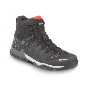 Meindl Tereno Mid GTX Herren Wanderschuh Trekkingschuh schwarz-rot hier im Meindl-Shop günstig online bestellen