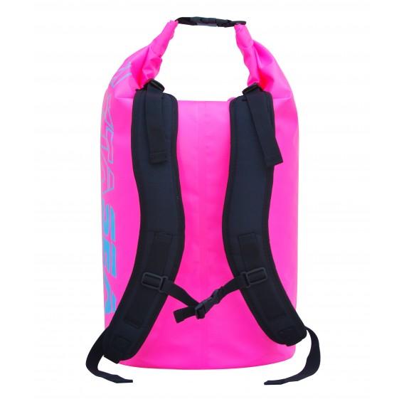 ExtaSea Dry Backpack wasserdichter Transport Rucksack pink