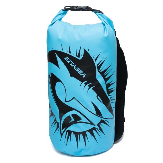 ExtaSea Dry Backpack wasserdichter Transport Rucksack Packsack blau hier im ExtaSea-Shop günstig online bestellen