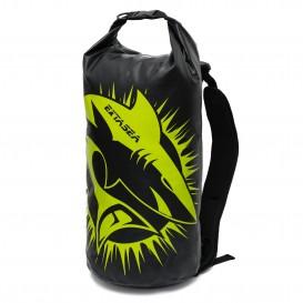 ExtaSea Dry Backpack wasserdichter Transport Rucksack Packsack schwarz lime