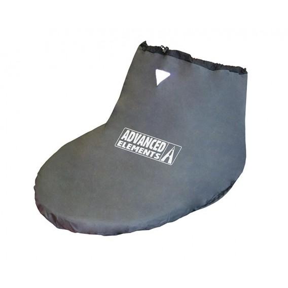 Advanced Elements PackLite TM Spray Skirt Spritzschürze grey im ARTS-Outdoors Advanced Elements-Online-Shop günstig bestellen