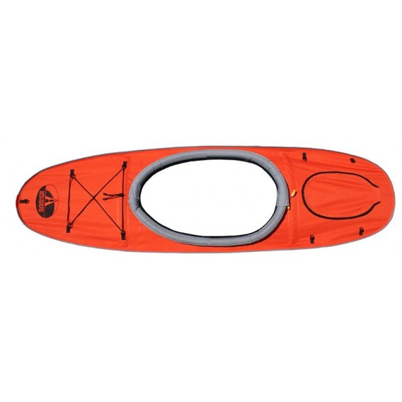 Advanced Elements Single Deck Conversion 1 Personen Spritzdecke rot hier im Advanced Elements-Shop günstig online bestellen