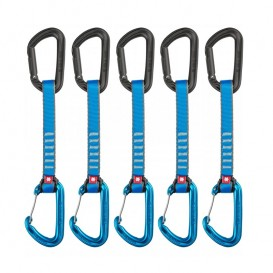 Ocun Hawk Qd Combi 16 mm 10 cm 5-Pack Expressschlinge blue