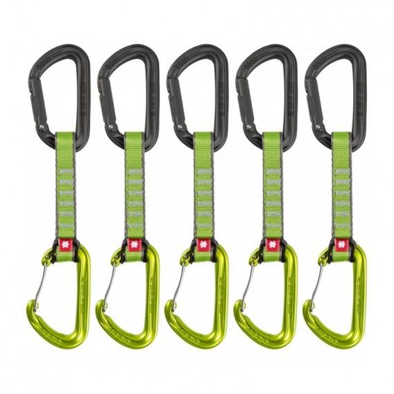 Ocun Hawk Qd Combi 16 mm 10 cm 5-Pack Expressschlinge green hier im Ocun-Shop günstig online bestellen