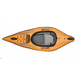 Advanced Elements Lagoon 1 Personen Kajak Luftboot Schlauboot orange-grey hier im Advanced Elements-Shop günstig online bestelle