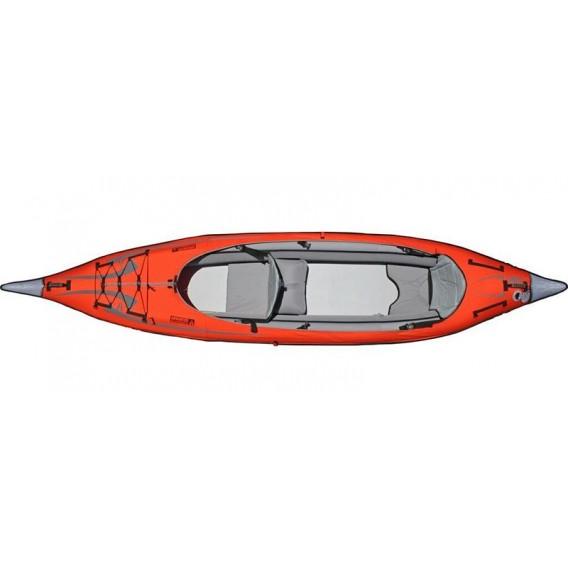 Advanced Elements Advanced Frame Convertible TM Elite Kajak Luftboot red-grey hier im Advanced Elements-Shop günstig online best