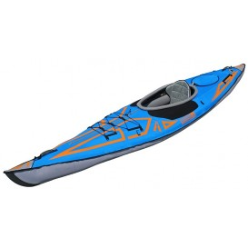 Advanced Elements Advanced Frame Expedition TM Elite Kajak Luftboot ocean blue