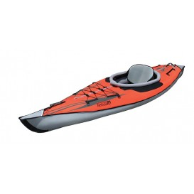 Advanced Elements Advanced Frame TM Kajak Luftboot red-grey