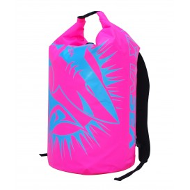 ExtaSea Dry Backpack wasserdichter Transport Rucksack pink