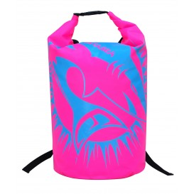 ExtaSea Dry Backpack wasserdichter Transport Rucksack Packsack pink