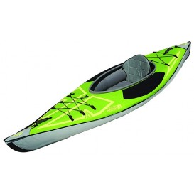 Advanced Elements Advanced Frame TM Ultra Lite Kajak Luftboot lime-grey