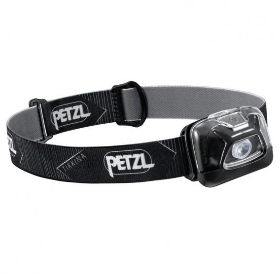 Petzl Tikkina Stirnlampe Helmlampe 250 Lumen schwarz hier im Petzl-Shop günstig online bestellen