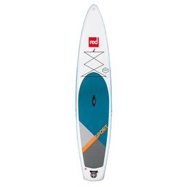 Red Paddle 12.6 Sport MSL SUP aufblasbares Stand Up Paddle Board