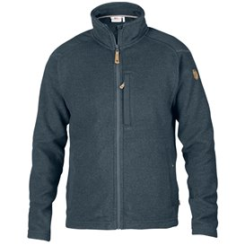 Fjällräven Buck Fleece Herren Fleecejacke graphite
