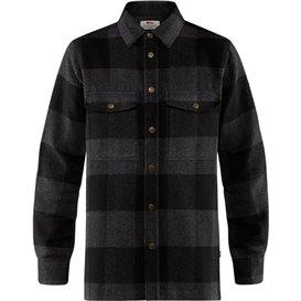 Fjällräven Canada Shirt Herren Outdoor und Freizeit Hemd black