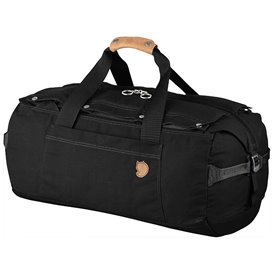 Fjällräven Duffel No.6 Medium Reisetasche Travel Bag 70L black im ARTS-Outdoors Fjällräven-Online-Shop günstig bestellen