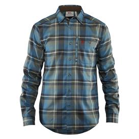 Fjällräven Fjällglim Shirt Herren Outdoor und Freizeit Hemd black hier im Fjällräven-Shop günstig online bestellen