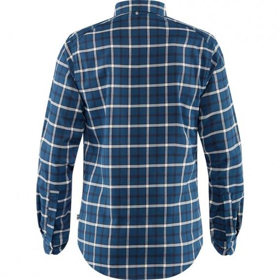 Fjällräven Fjällslim Shirt LS Herren Outdoor und Freizeit Hemd storm hier im Fjällräven-Shop günstig online bestellen