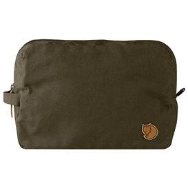 Fjällräven Gear Bag Large kleine Aufbewahrungstasche 4L dark olive hier im Fjällräven-Shop günstig online bestellen