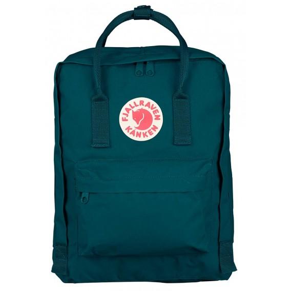 Fjällräven Kanken Freizeitrucksack Daypack 16L glacier green hier im Fjällräven-Shop günstig online bestellen