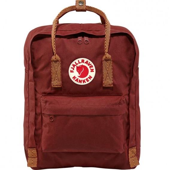 Fjällräven Kanken Freizeitrucksack Daypack 16L ox red-goose eye hier im Fjällräven-Shop günstig online bestellen