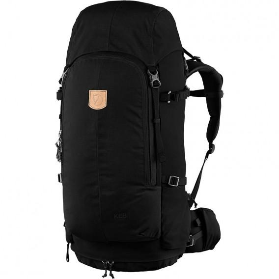 Fjällräven Keb 52 Damen Trekkingrucksack black-black im ARTS-Outdoors Fjällräven-Online-Shop günstig bestellen