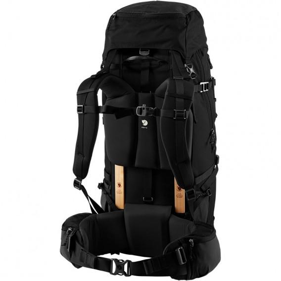 Fjällräven Keb 72 Trekkingrucksack black-black hier im Fjällräven-Shop günstig online bestellen