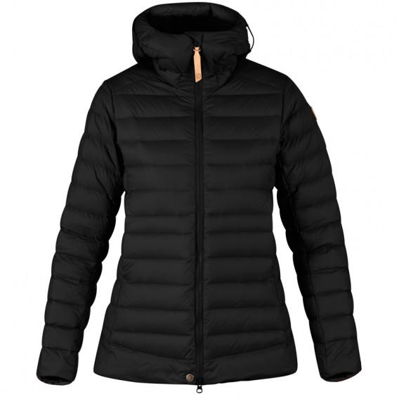 Fjällräven Keb Touring Down Jacket Damen Daunenjacke Winterjacke black hier im Fjällräven-Shop günstig online bestellen