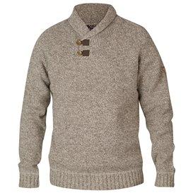 Fjällräven Lada Sweater Herren Pullover Strickpullover fog im ARTS-Outdoors Fjällräven-Online-Shop günstig bestellen