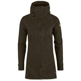 Fjällräven Lappland Pyrsch Jacket Damen Jagd Jacke dark olive