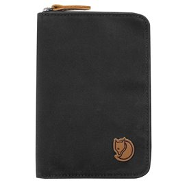 Fjällräven Passport Wallet Reisebrieftasche Reisepasstasche dark grey