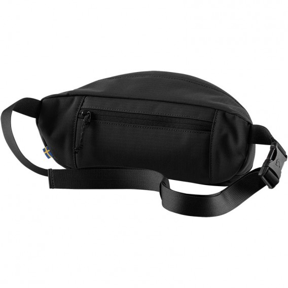 Fjällräven Ulvö Hip Pack Medium Bauchtasche Hüfttasche black hier im Fjällräven-Shop günstig online bestellen
