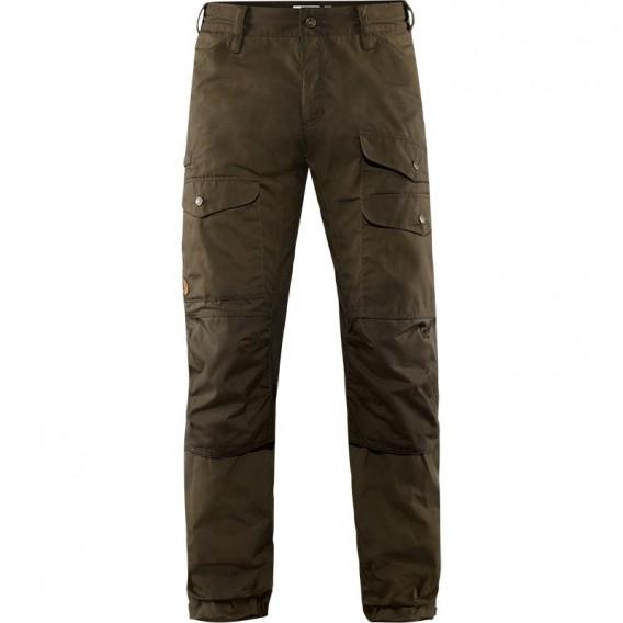 Fjällräven Vidda Pro Ventilated Trousers Herren Outdoorhose Wanderhose Long dark olive hier im Fjällräven-Shop günstig online be